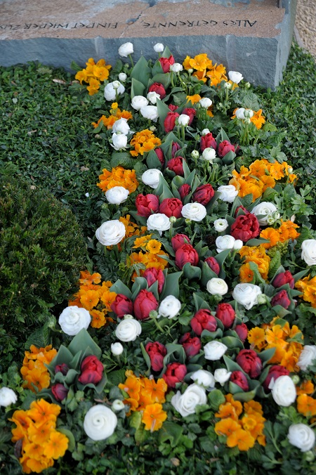 GdF_Valentinstag auf dem Friedhof - Foto: GdF, Bonn